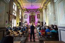 Ausstellung Konzertfotografie im MÜK