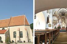 Pfarrkirche Aggsbach Markt