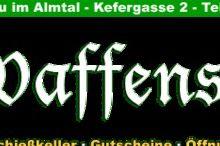 Almtaler Waffenstube - Das Zentrum für Jagd in Grünau im Almtal