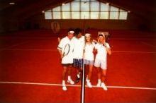 Tennishalle Hinterstoder
