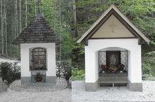2 chapels in Engleithen
