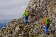 Geführte Wanderung am Karwendel Höhenweg - Hallerangerhaus