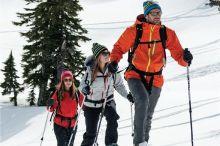 Winter Activities - Enchanting Snowshoe hike