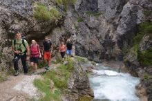 Summer Activities - Nature Watch at gorge Gleirschklamm