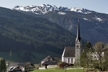 Catholic Church Gosau