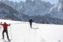 Cross-Country Ski Runs in Gosau