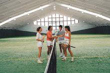 Tennishalle Gosau