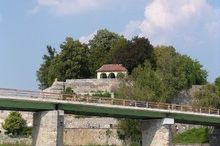 Alte Innbrücke - Old Inn Bridge