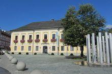 Amtsgebäude der Marktgemeinde Mondsee