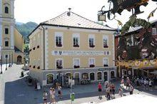 Amtsgebäude der Gemeinden Tiefgraben, St. Lorenz und Innerschwand
