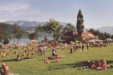 Freibadeanlage Litzlberg