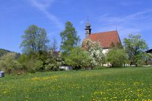 Church in  Buchberg
