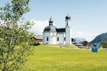 Summer Activities - Historical walk through Seefeld