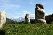 Der Steinkreis in Seefeld