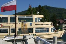 Attersee Boat Company - Pier Nußdorf