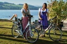 Fahrradverleih Seeham