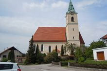 Pfarrkirche Weyregg