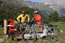 E-Mobility - E-Bike Verleih (Powered by travel&more)