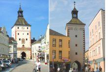 Stadttürme (2 Wappentürme)