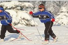 Cross Country Skiing Track - Zell am Pettenfirst