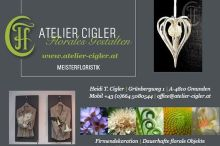 Florale Kunst - Dauerausstellung