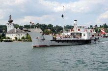 Erlebnisdampfschiff Gisela