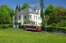 Nostalgiefahrten mit der Gmundner Straßenbahn