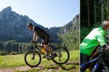 Mountainbikestrecke Laudachsee Nr. 58