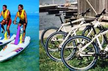 Bike - Surf - Kajak Verleih Hammerschmid