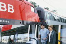 Bahnhof Gmunden - Strecke 170