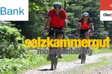 Mountainbikestrecke Traunsee - Almtal