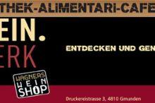 "WEIN.WERK Vinothek ""selected by Wagners Weinshop"""