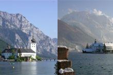 Seeschloss Ort - das Veranstaltungsschloss im See