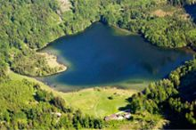Laudachsee - Ramsauer Alm - Grünberg