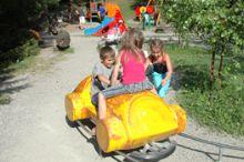 Wichtelpark - Kinderspielplatz Sillian
