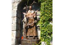 Statue des hl. Franziskus