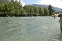 Fishing in the Hochpustertal Area