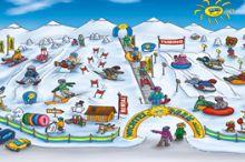 Winterwichtelland - Kleinskigebiet