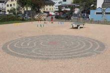 Spieleplatz im Zentrum
