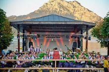 Sommerkonzert am See: Traunbridge Dixiland Band