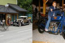 Oldtimermuseum - Rund ums Rad