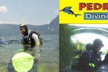Pedro Diving, Mobile Tauchschule