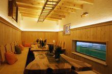 Fischhütte des Romantik Hotel