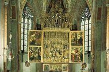 Turmmuseum in der Wallfahrtskirche