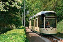Pöstlingberg tram