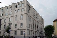 Linz Architektur - Hauptpostamt