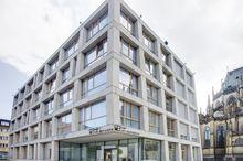 Linz Architektur - Domplatz