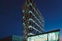 Linz Architektur - Bahnhofsviertel