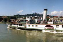 ÖGEG Dampfschiff Schönbrunn