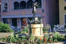 Mozart-Brunnen